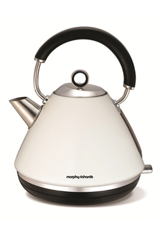 Bouilloire M102005EE Accents Refresh BLANC Morphy Richards