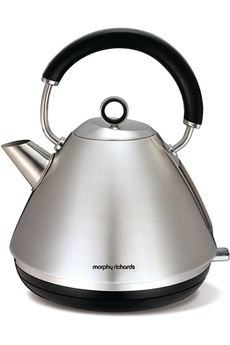 Bouilloire M102022EE Accents Refresh inox Morphy Richards