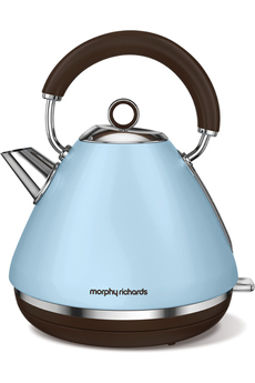 Bouilloire M102100EE ACCENTS POP BLEU AZUR Morphy Richards