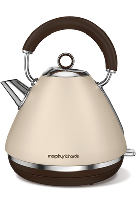 Bouilloire M102101EE ACCENTS POP SABLE Morphy Richards