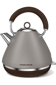 Bouilloire M102102EE ACCENTS REFRESH GRIS MINéRAL Morphy Richards