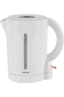 Capacité 1,7 litre Puissance 2200W Filtre anti-calcaire Arrêt automatique