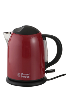 Bouilloire 20191-70 COLOURS ROUGE FLAMBOYANT Russell Hobbs