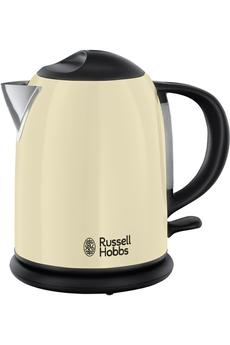 Bouilloire 20194-70 COLOURS+ CLASSIC crème Russell Hobbs