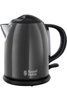 Bouilloire 20192-70 COLOURS GRIS ORAGE Russell Hobbs