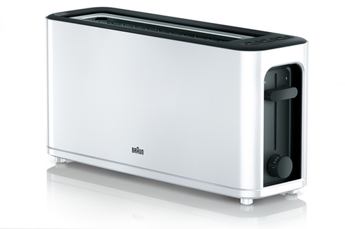 Grille pain HT3100WH PUR EASE Braun