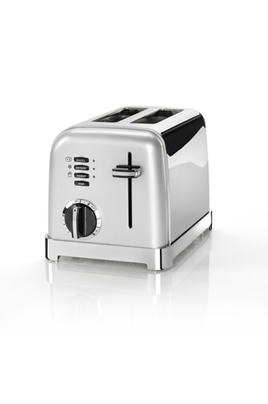Toaster 2 tranches  Gris Perle