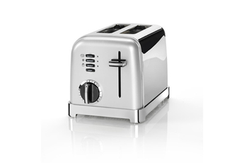 Grille pain Cuisinart Toaster 2 tranches Gris Perle