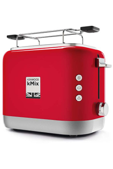 Grille pain TCX751RD KMIX ROUGE Kenwood