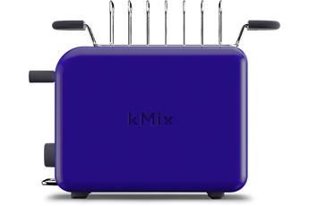 Grille pain KMIX TTM020BL BLEU ROI Kenwood