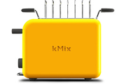 Kenwood KMIX TTM020YW LEMON TONIC