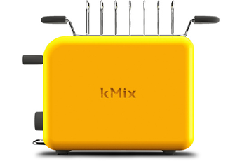 Grille pain KMIX TTM020YW LEMON TONIC Kenwood
