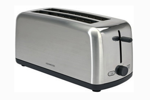 grille pain kenwood ttm470 inox 3802302 darty. Black Bedroom Furniture Sets. Home Design Ideas