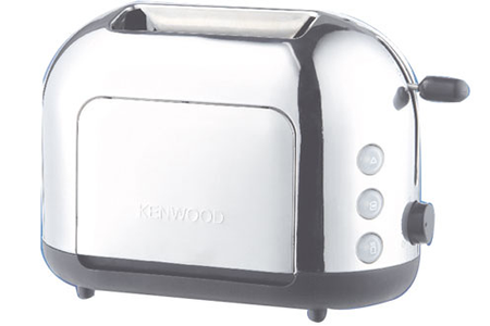grille pain kenwood ttm 332 toaster inox darty. Black Bedroom Furniture Sets. Home Design Ideas
