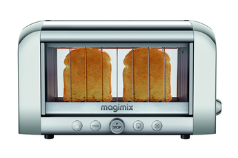 Grille pain Magimix TOASTER VISION CHROME