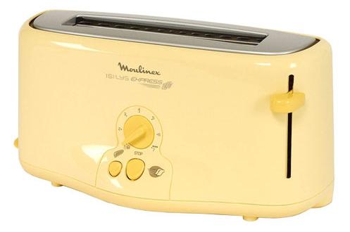 grille pain moulinex aqe isylys jaune 1919130. Black Bedroom Furniture Sets. Home Design Ideas