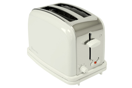 Grille pain Russell Hobbs 14250-56 DECO BLANC | Darty
