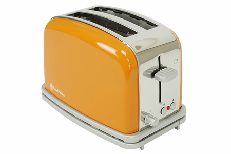Grille pain Russell Hobbs 14265-56 DECO ORANGE | Darty