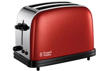 Grille pain 18951-56 ROUGE FLAMBOYANT Russell Hobbs