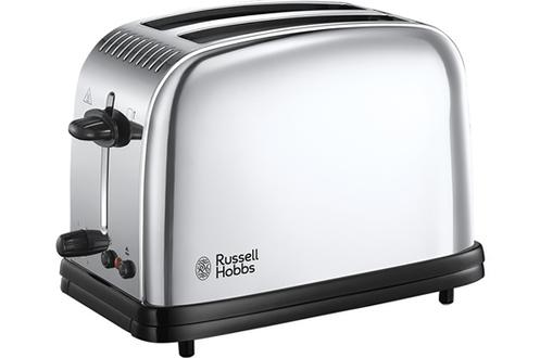 Toaster Victory  2 fentes - acier brillant - Réf 23311-56