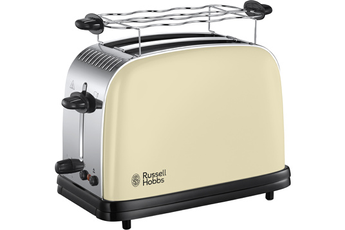 Grille pain 23334-56 COLOURS+ crème Russell Hobbs