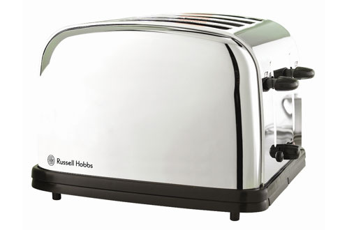 Grille pain 4 FENTES 13767-56 INOX Russell Hobbs
