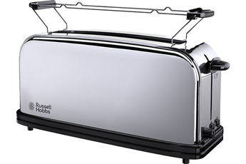 Grille pain 23510-56 CHESTER ACIER BRILLANT Russell Hobbs