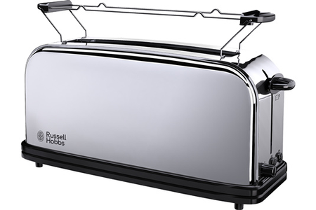 Grille pain russell hobbs 23510 56 chester acier brillant 23510 56 darty - Russell hobbs grille pain ...
