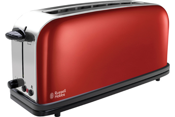 Grille pain 21391-56 COLOURS ROUGE FLAMBLOYANT Russell Hobbs