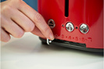 Russell Hobbs RETRO 21680-56 Rouge Ruban Intense photo 2