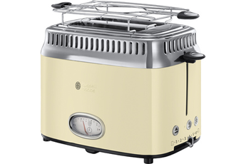 Grille pain RETRO 21682-56 Crème Vintage Intense Russell Hobbs