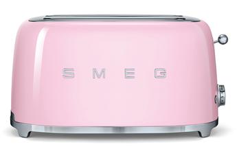 Grille pain TSF02PKEU ROSE Smeg