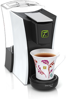 Théière SPECIAL T 390.W MINI T BY NESTLE Delonghi
