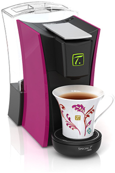 Théière Special T TST390.F MINI T BY NESTLE Delonghi