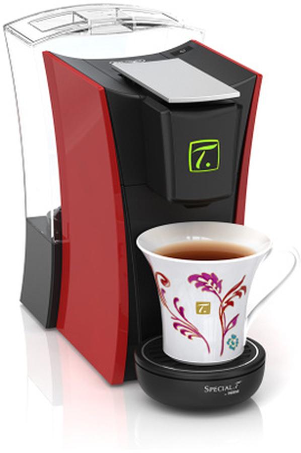 Une machine idéale pour les amateurs de thés ! Essayez le Special T ...