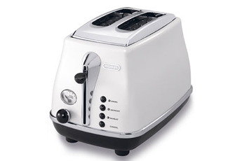 Grille pain ICONA BLANC CTO 2003 W Delonghi