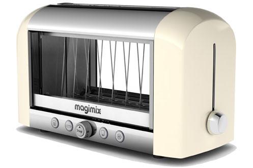 grille pain magimix 11527 vision ivoire 3321509. Black Bedroom Furniture Sets. Home Design Ideas
