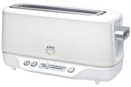 grille pain seb tl5700 toast light tl570000toast light darty. Black Bedroom Furniture Sets. Home Design Ideas