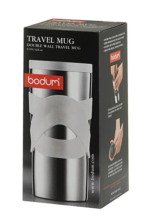 mug isotherme bodum mug isotherme blanc 1182447 darty. Black Bedroom Furniture Sets. Home Design Ideas