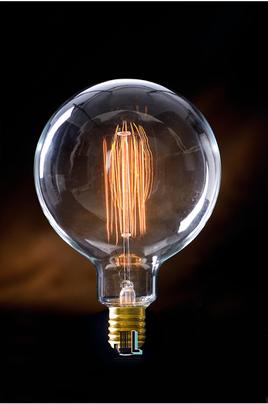 Ampoule vintage GORDON Jurassic-light