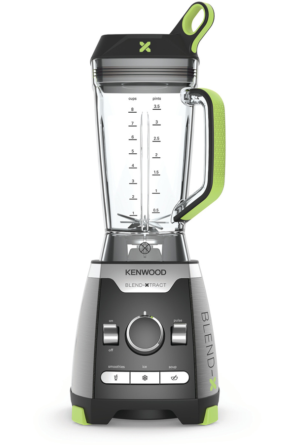 Blender kenwood blp900bk blend x tract 4248856 darty - Robots mixeurs et blenders ...