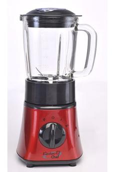 Blender B-2BR MINI BLENDER ROUGE Kitchen Chef