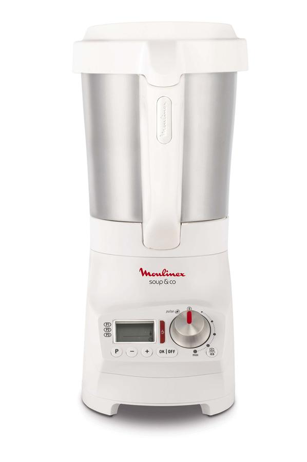 Blender moulinex lm904110 soup co 4251270 darty - Darty blender chauffant moulinex ...