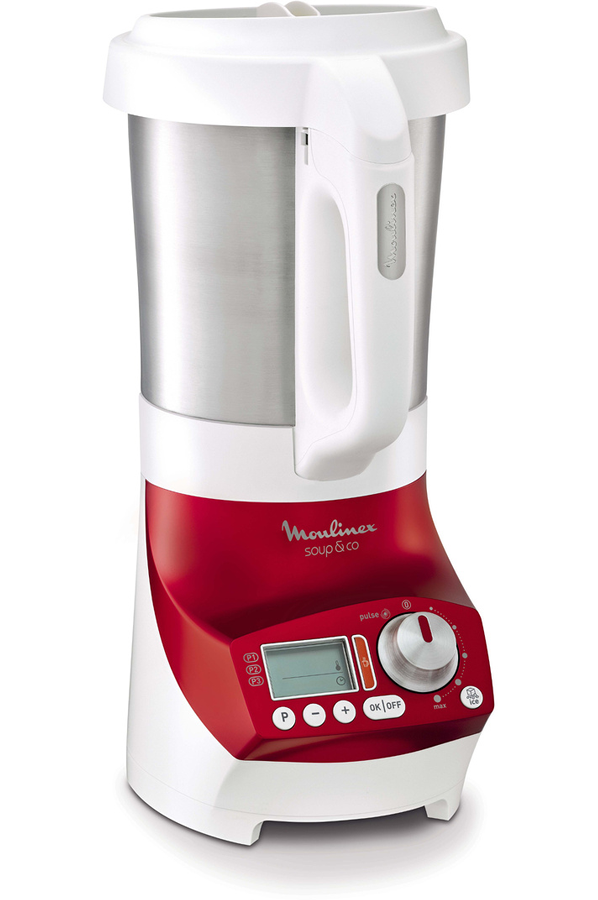 Blender moulinex soup co lm906110 soup co lm906110 - Moulinex soupe and co ...
