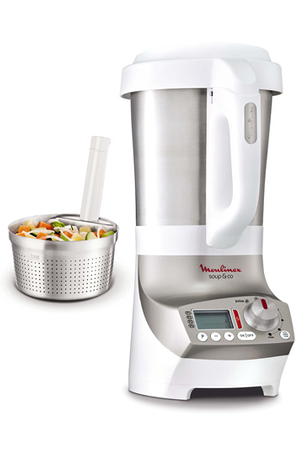 Blender moulinex soup co lm908110 soup co lm908110 darty - Moulinex soupe and co ...