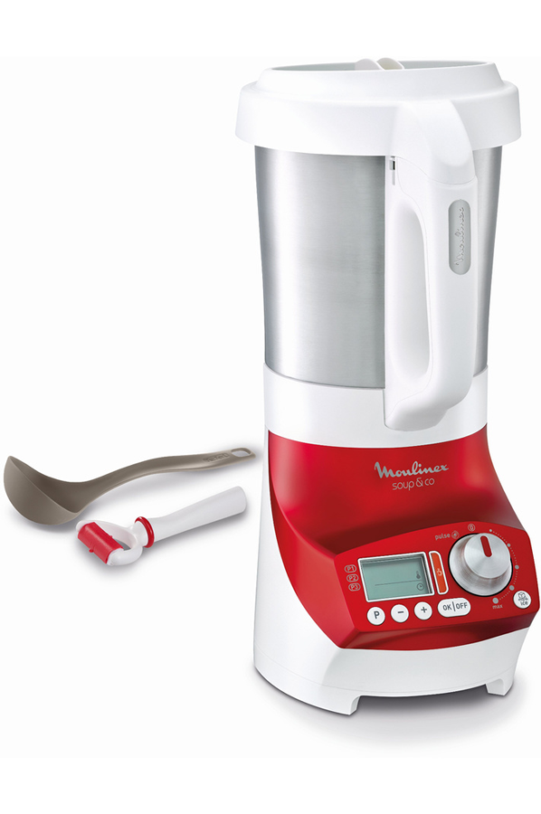 Blender moulinex yy2914fg soup co 4273125 darty - Moulinex soupe and co ...