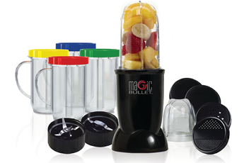 Blender MAGIC BULLET 11 PIECES NOIR Nutribullet