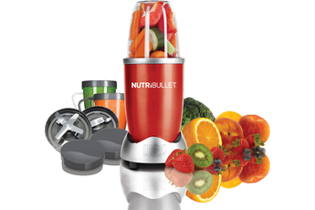 Blender NUTRIBULLET 12 PIECES ROUGE Nutribullet