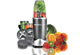 Blender NUTRIBULLET 12 PIECES GRIS Nutribullet