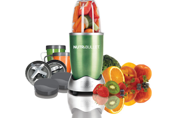 Blender NUTRIBULLET 12 PIECES VERT Nutribullet